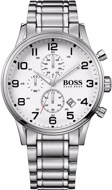 Hugo Boss Black Contemporary Sports Aeroliner Chrono 1513182