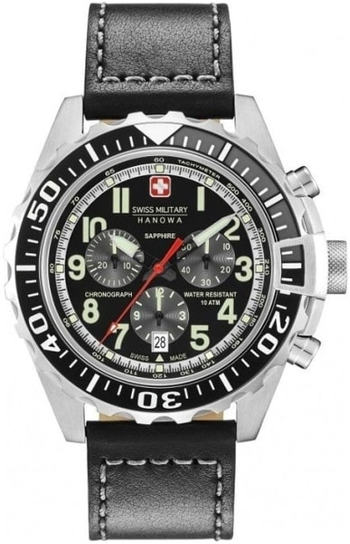Swiss Military Hanowa Touchdown Chrono 06-4304.04.007.07