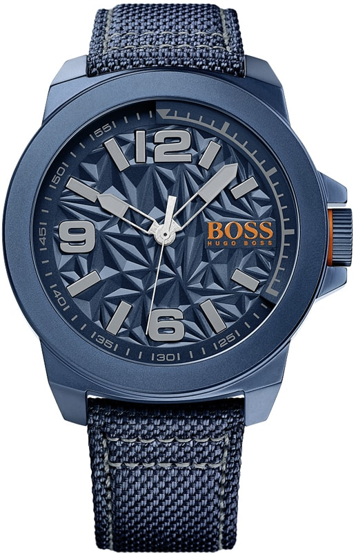 Hugo Boss Orange  New York 3-Hands 1513353