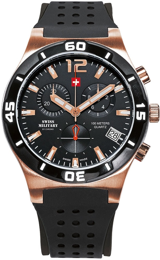 Swiss Military by Chrono SM34015.10 – (20072ST-1RPL)