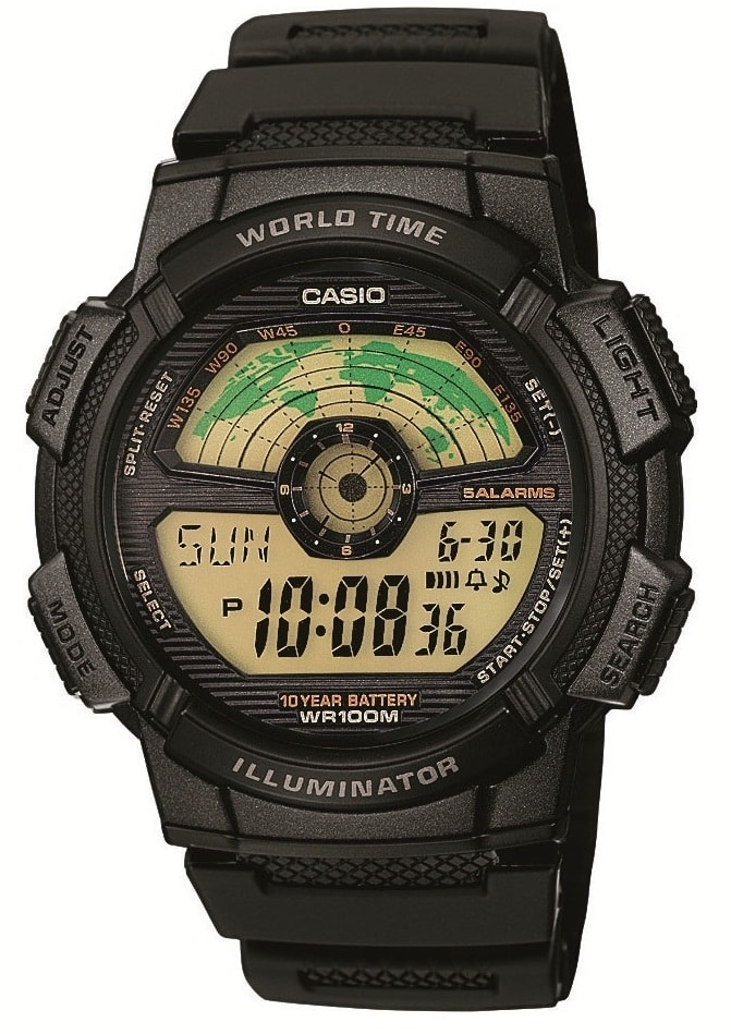 Casio Collection AE-1100W-1BVEF