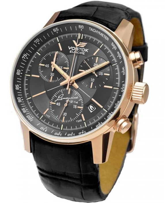 Vostok Gaz-14 Grand Chrono 6S30-5659175