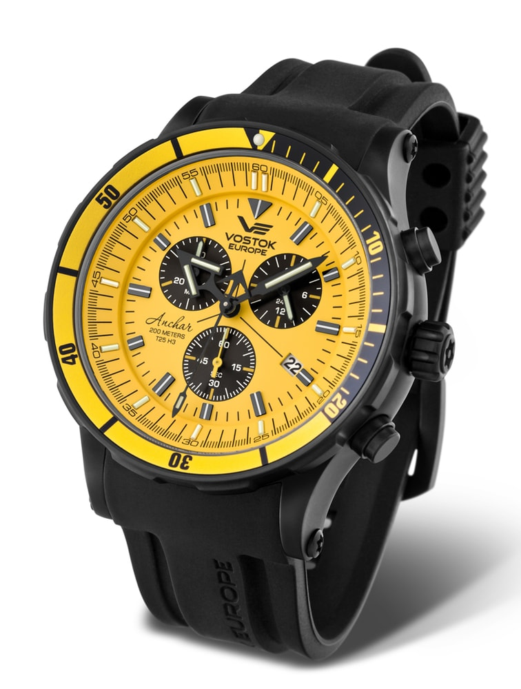 Vostok Europe Anchar Chrono 6S30-5104185S