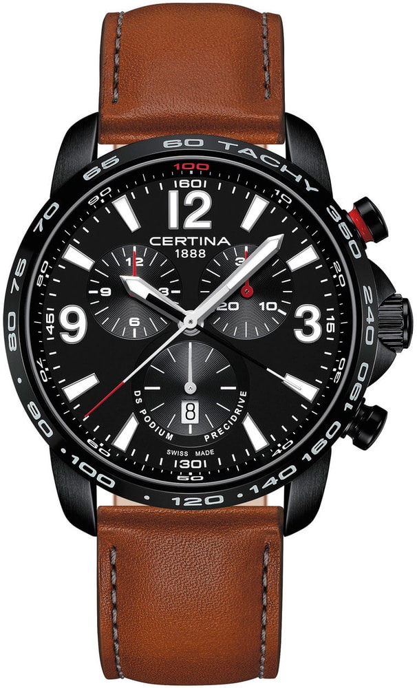 Certina Sport  DS Podium Chronograph 1-100 sec C001.647.36.057.00