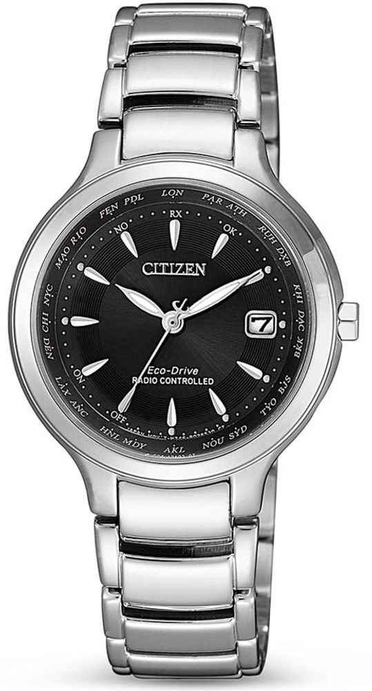 Citizen Eco-Drive Funkuhr EC1170-85E