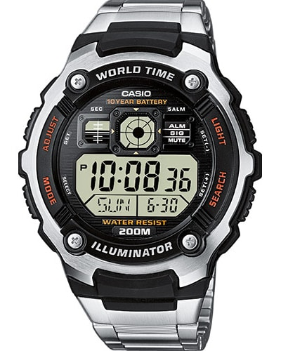 Casio World Timer AE-2000WD-1AVEF