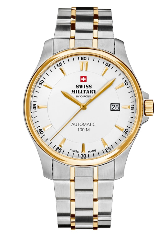 Swiss Military  Automatic SMA34025.03 – (20089BI-2M)