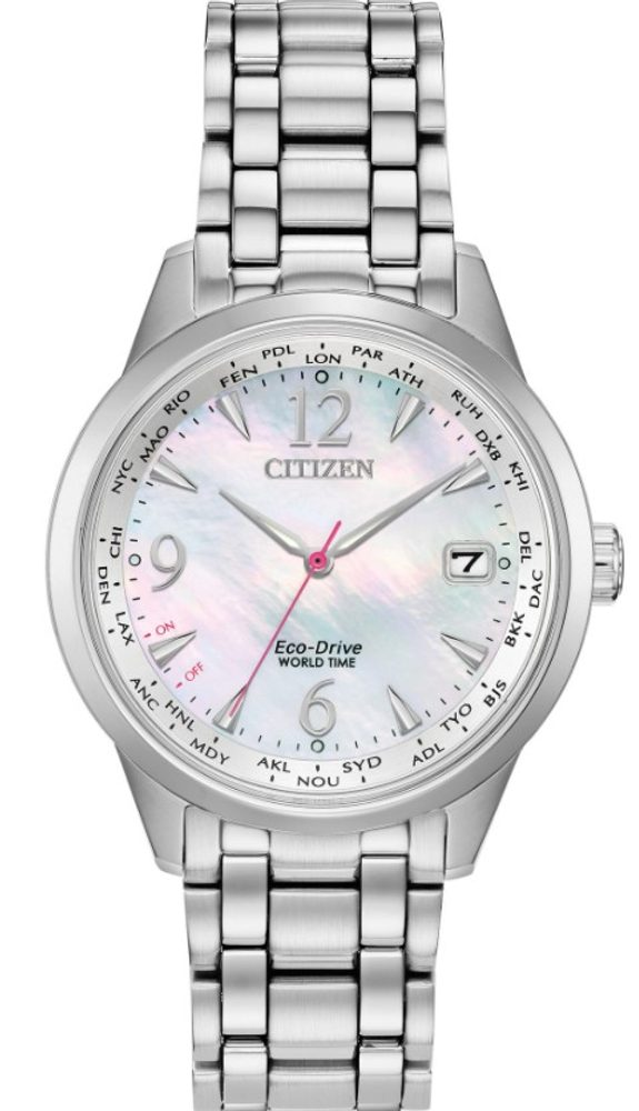Citizen World Time FC8000-55D