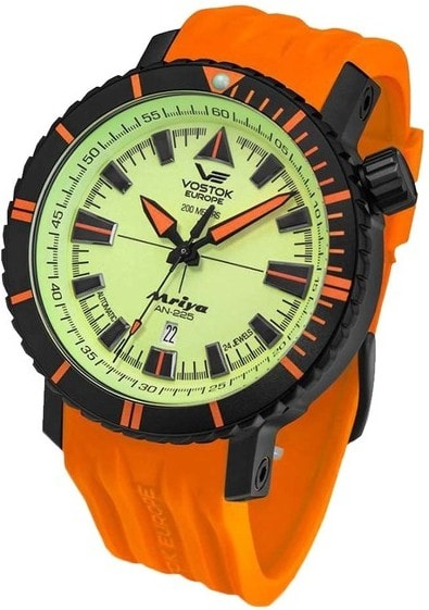 Vostok Europe AN-225 MRIYA Automatic NH35-5554234