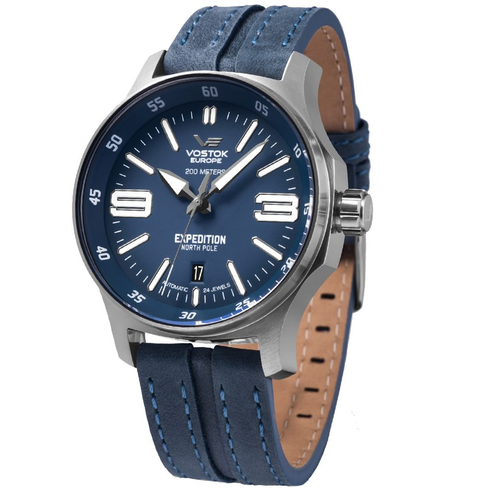 Vostok Europe Expedtion North Pole 1 NH35-592A557
