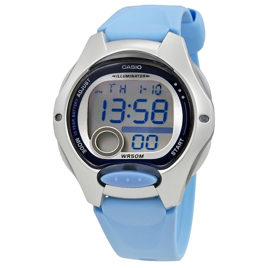 Casio Casual LW-200-2BVDF
