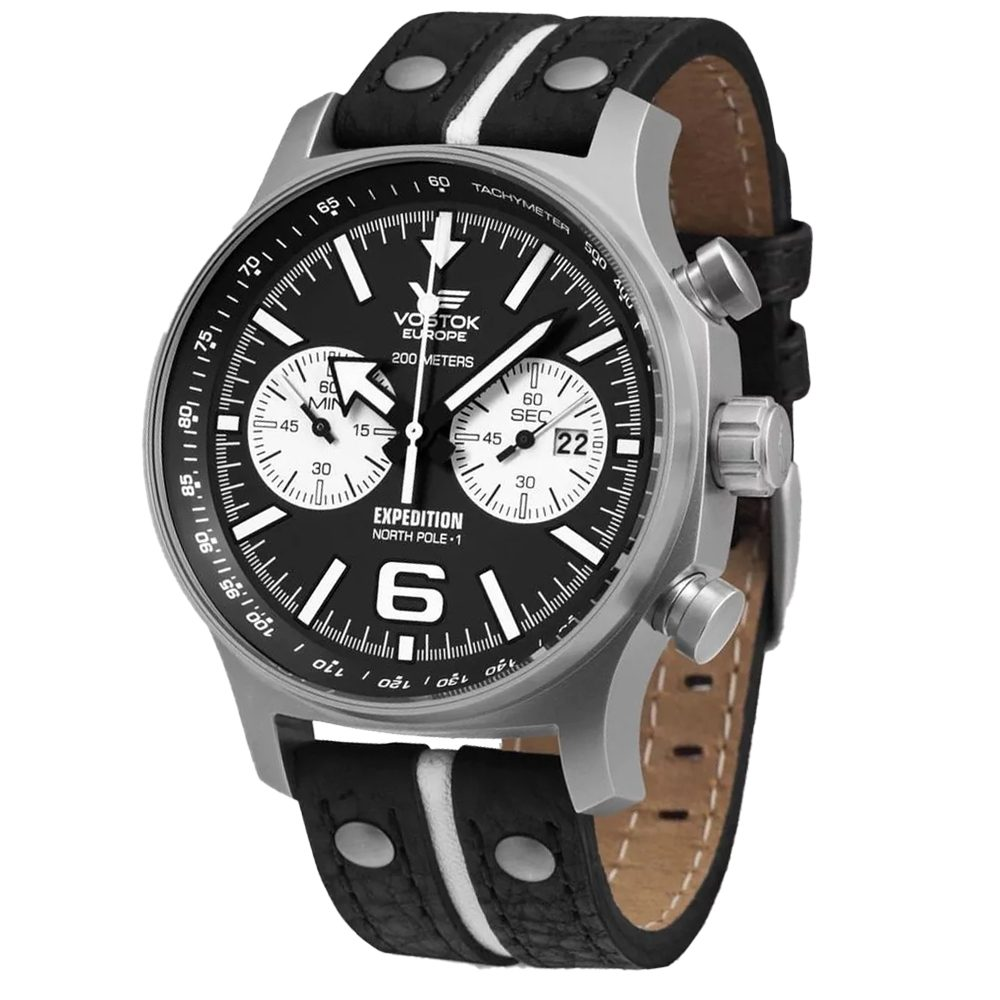 Vostok Europe Expedition North Pole 1 6S21-5955199