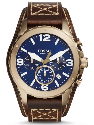 Fossil Nate Chronograph JR1505