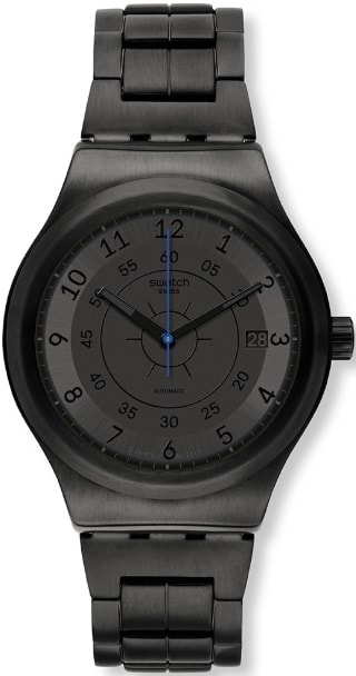 Swatch Sistem Dark YIB401G