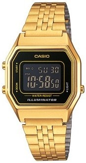 Casio Retro Collection LA680WGA-1BDF