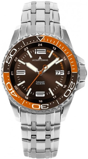 Jacques Lemans Liverpool Diver Automatic 1-1353G