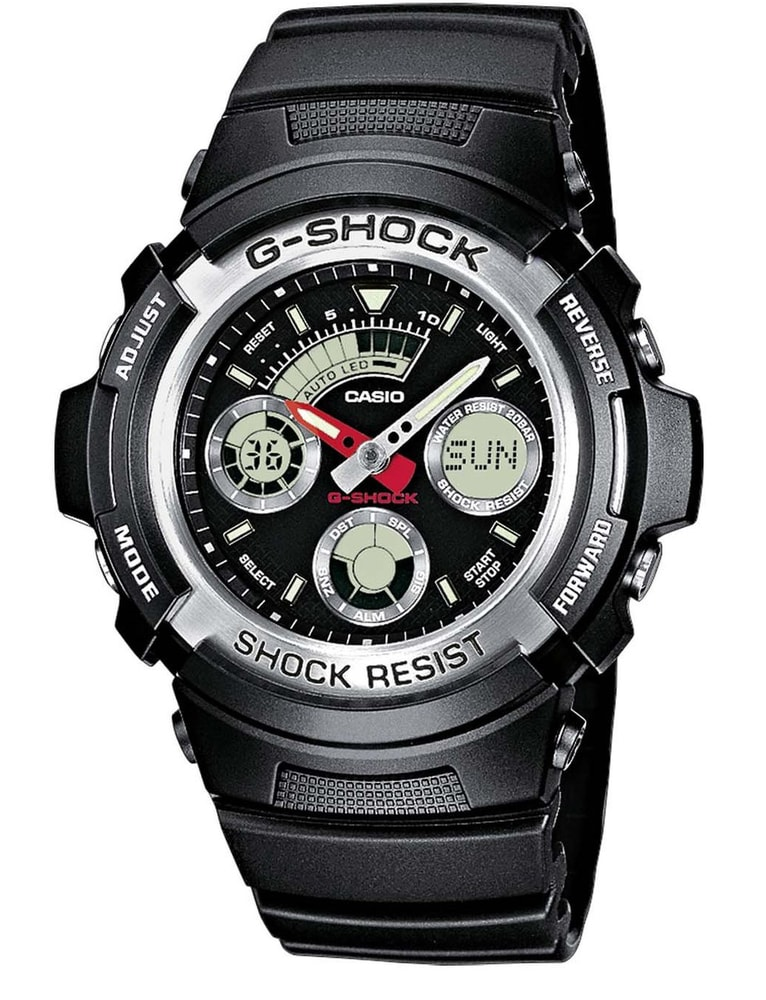 Casio G-Shock Chronograph AW-590-1AER