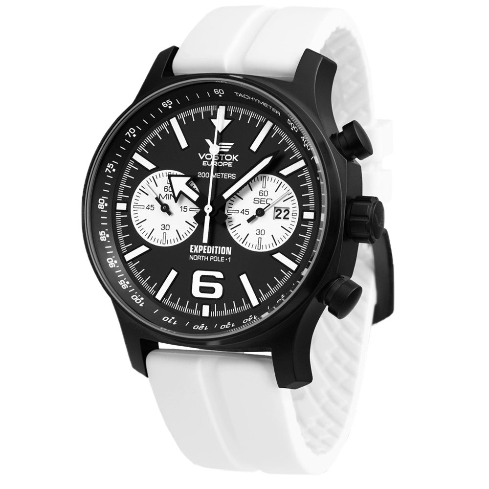 Vostok Expedition North Pole 1 6S21-5954199S-W