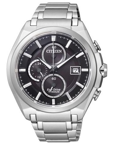 Citizen Super Titanium-Chrono CA0350-51E
