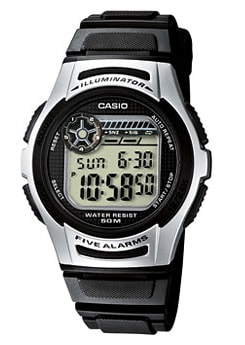 Casio Colelction W-213-1AVES