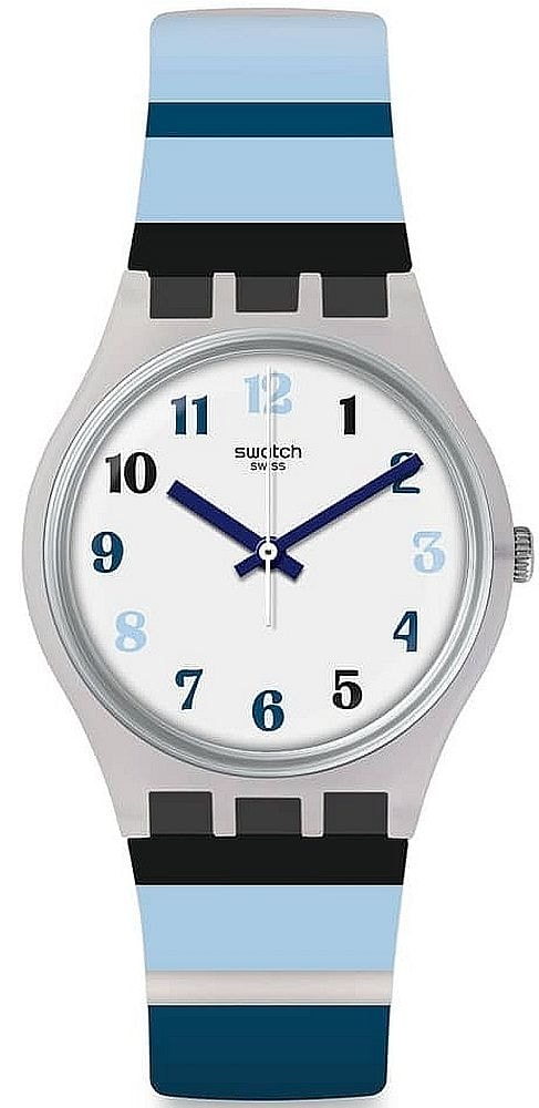Swatch Listen To Me Night Sky GE275