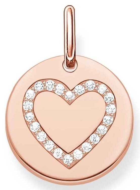 Thomas Sabo Charm - Love Bridge LBPE0005-416-14