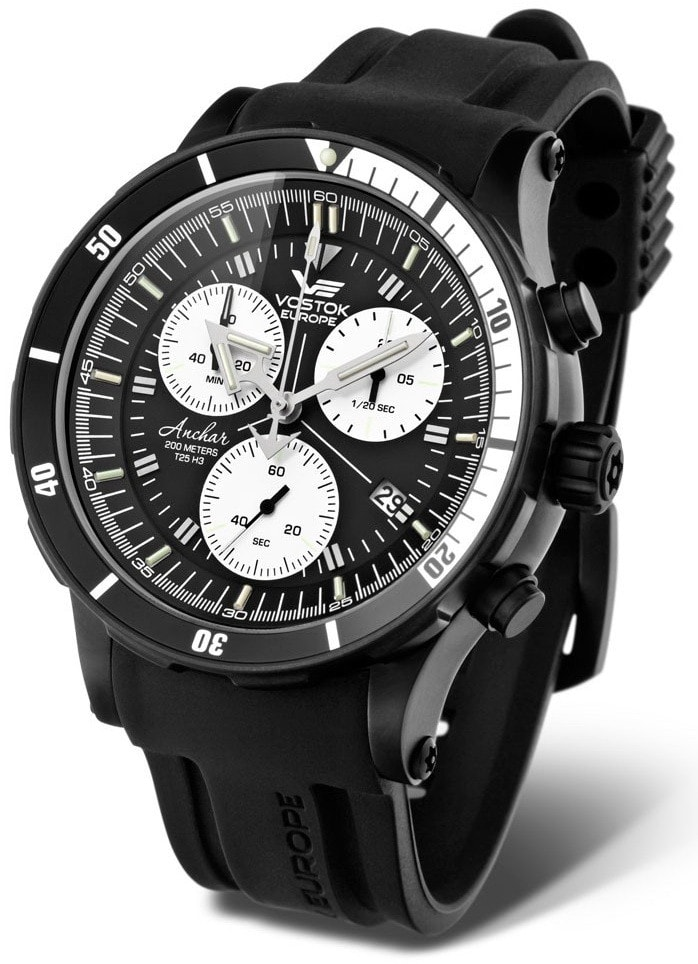 Vostok Europe Anchar Chrono 6S30-5104184S-Č