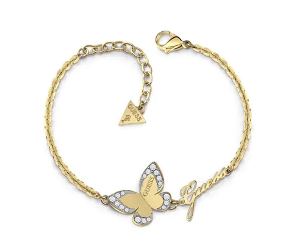 Guess Love Butterfly UBS29232-S