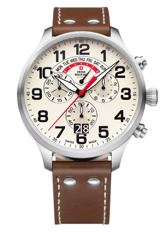 Swiss Military by Chrono SM34038.03 – (29004ST-3LBR)