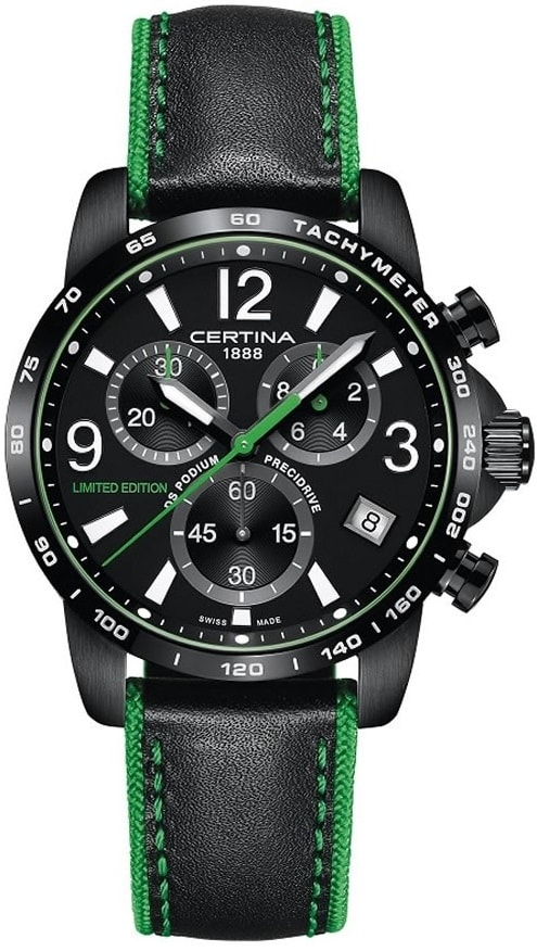 Certina DS Podium Chronograph 1-10 sec C034.417.36.057.10