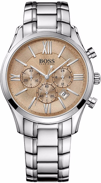 Hugo Boss Black Classic Ambassador Chrono 1513199