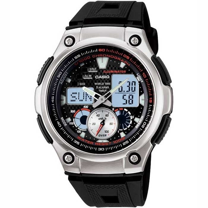 Casio Sports Chronograph AQ-190W-1AVEF