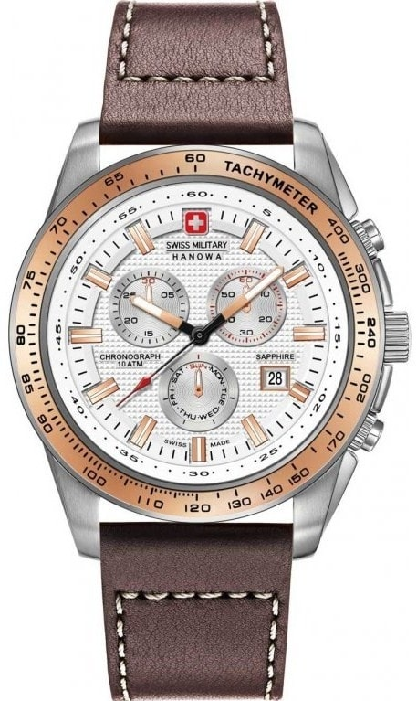 Swiss Military Hanowa  Crusader Chrono 06-4225.04.001.09
