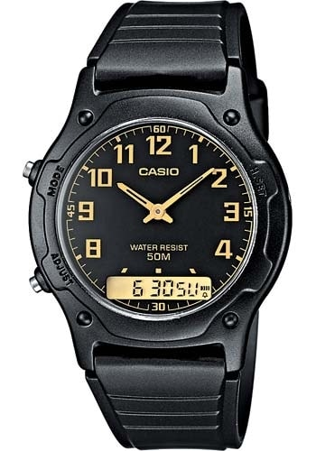 Casio Collection AW-49H-1BVEF