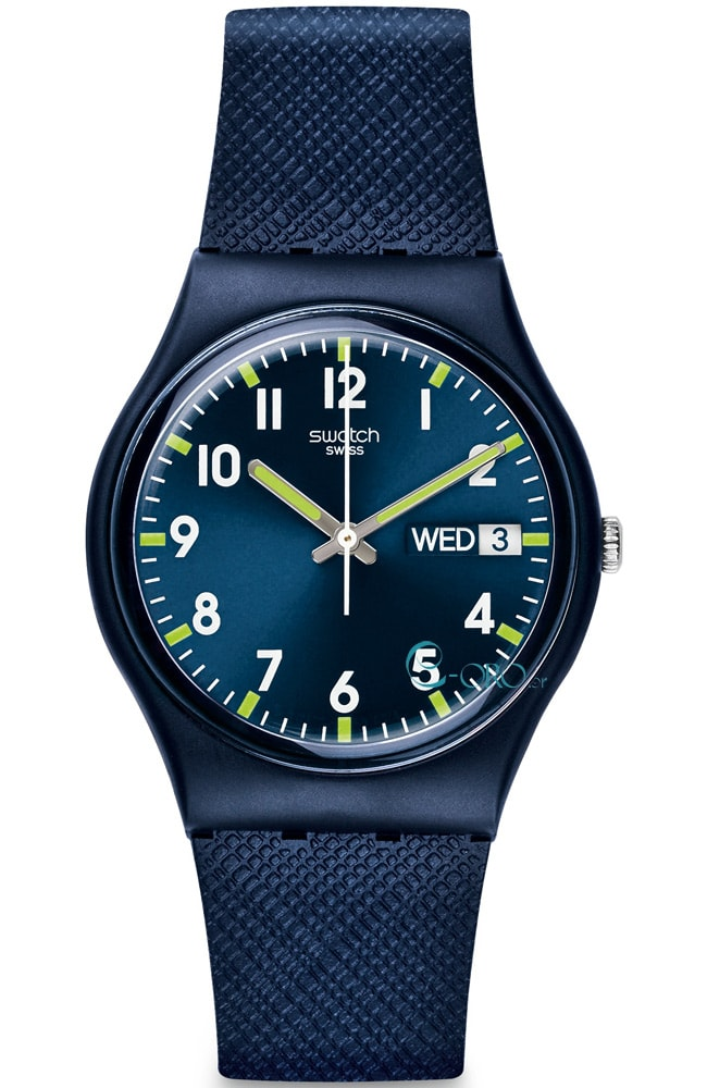 Swatch Sir Blue GN718
