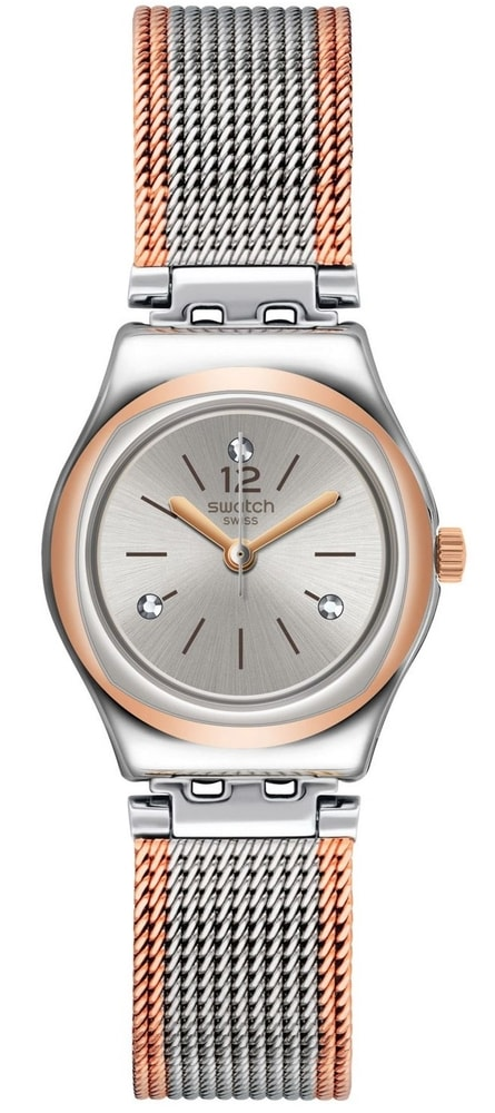 Swatch Full Silver Jacket YSS327M