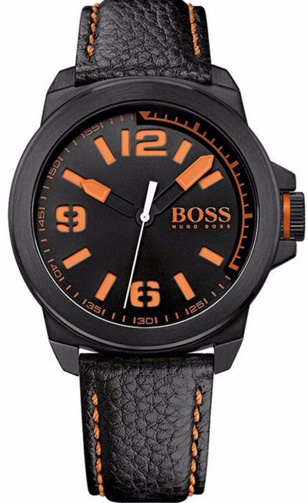 Hugo Boss Orange New York New York 3-Hands 44MM