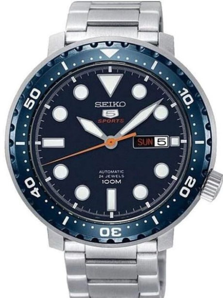 Seiko 5 Sports Bottle Cap Automatic SRPC63K1