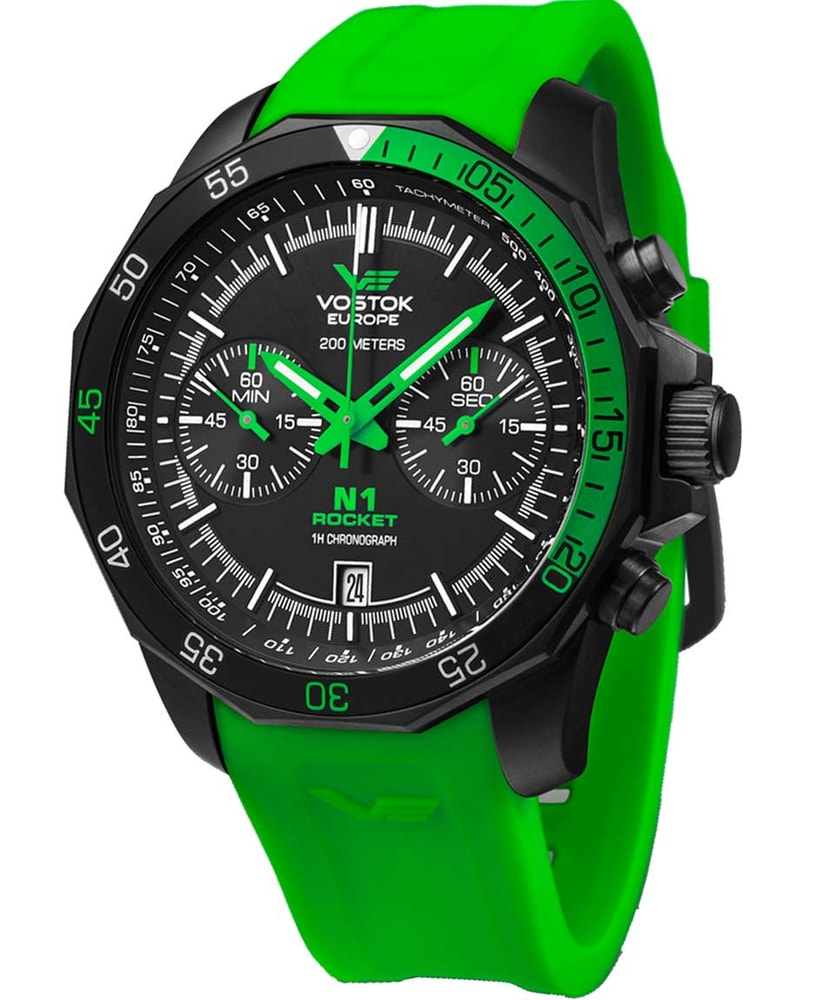 Vostok Europe Rocket N1 Chrono 6S21-2254252S