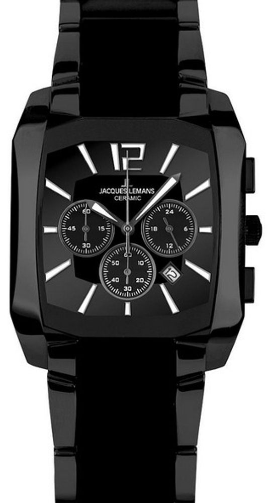 Jacques Lemans Dublin Ceramic 1-1630D