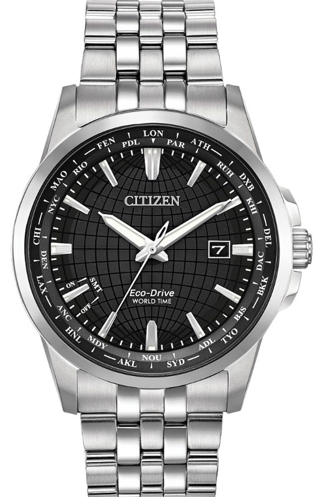 Citizen World Time BX1000-57E