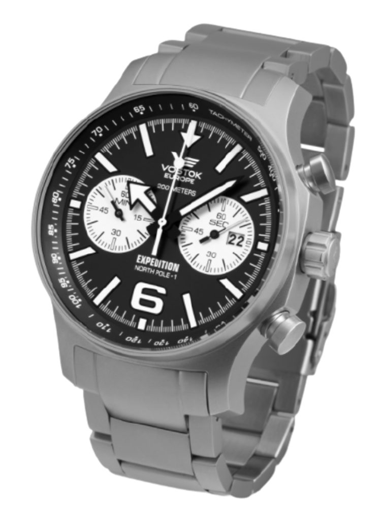 Vostok Europe Expedition North Pole 1 6S21-5955199B