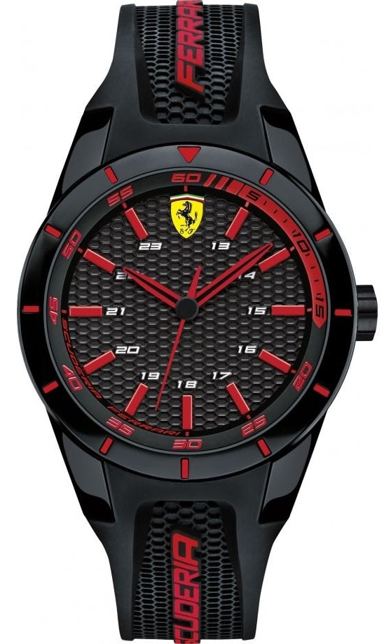 Scuderia Ferrari Red Rev 0840004