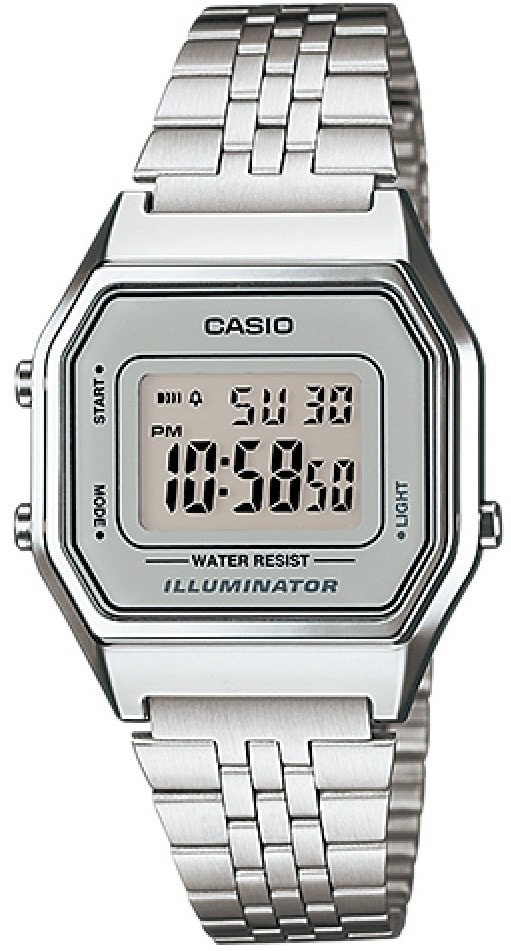 Casio Digital Illuminator LA680WA-7DF