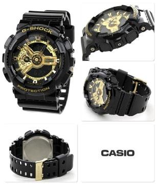 2d5e42557 Casio G-Shock - GA-110GB-1AER - TimeStore.sk