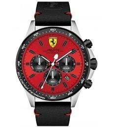 5de43c243 Hodinky Scuderia Ferrari Pilota 0830387