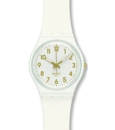 Hodinky Swatch White Bishop GW164