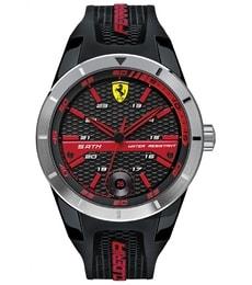 446eb3951 Hodinky Scuderia Ferrari Red Rev 0830253