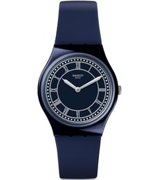 Hodinky Swatch Blue Ben GN254