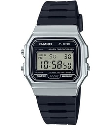Hodinky Casio Collection F-91WM-7AEF